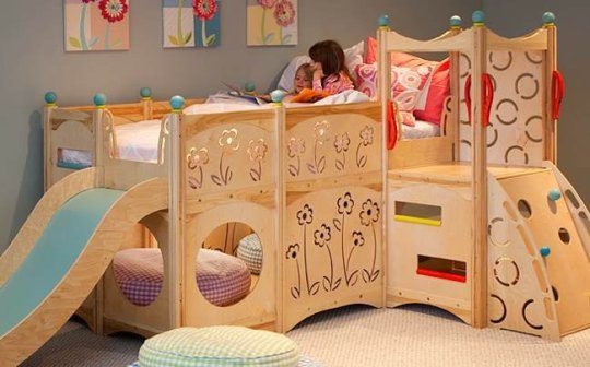 Childrens Beds rhapsody children's beds: a fantasy world for children