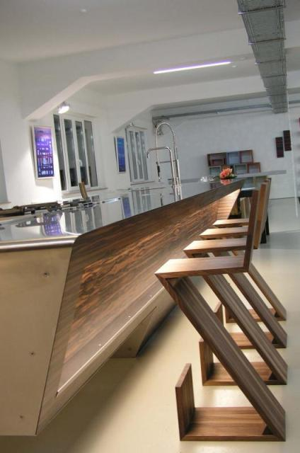 Modern german kitchen design by unikat for German kitchen design
