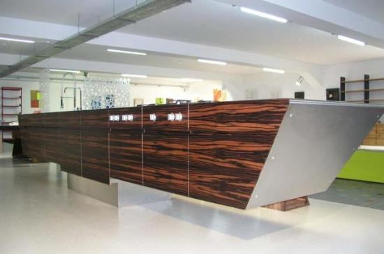 Modern German Kitchen Design By Unikat
