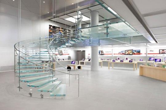 Apple Stores Around The World Around The World Apple's
