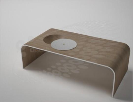 Multi Purpose Coffee Table By Buc
