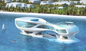 Marine Research Center In Bali – A Concept Architecture