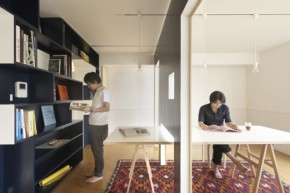 Switch Apartment In Tokyo, Japan By Yuko Shibata