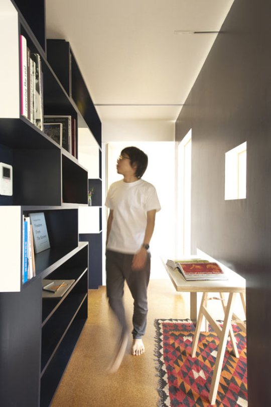 Switch Apartment in Japan 12