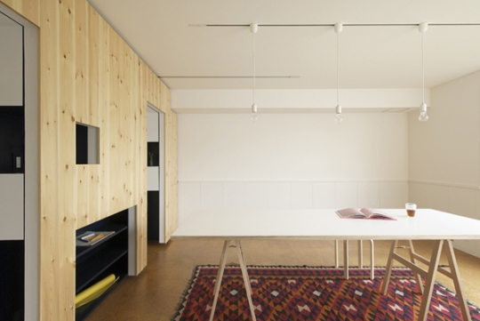 Switch Apartment in Japan 2