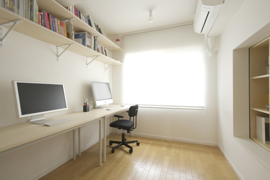 Switch Apartment in Japan 9