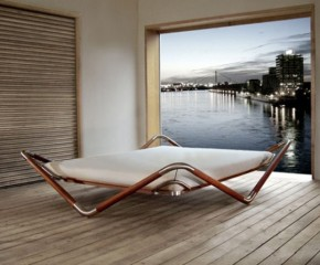 Interesting Float Bed Design From Max Longin