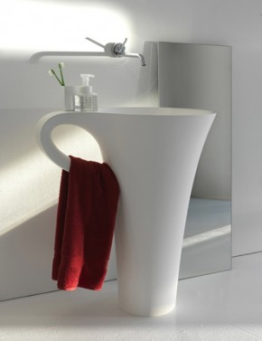 The Art Basin Cup – Washbasin Inspired By Coffee Cup