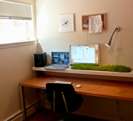 Workstation Designs For Comfortable Working