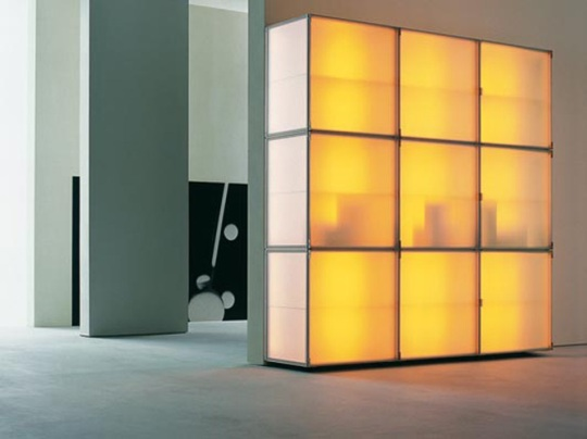 Innovative Wardrobe Series With Futuristic And Cool Illumination ...