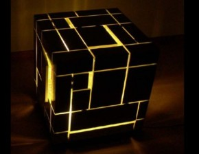 Cubic Lighting Unit – A Multi-Tasking Coffee Table For Your Living Room