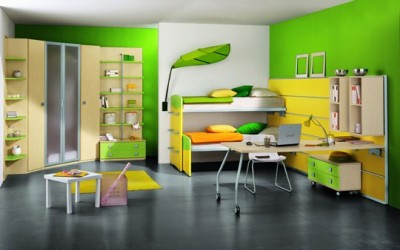 Choosing Themes For Kids Bedroom Design