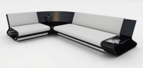 Futuristic Slim Sofa By Stephane Perruchon