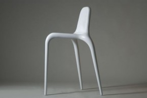 Nono Stool With Three Legs By Stefano Soave
