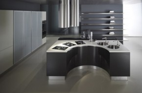 Round Countertops: A New Trend In Modular Kitchen Design