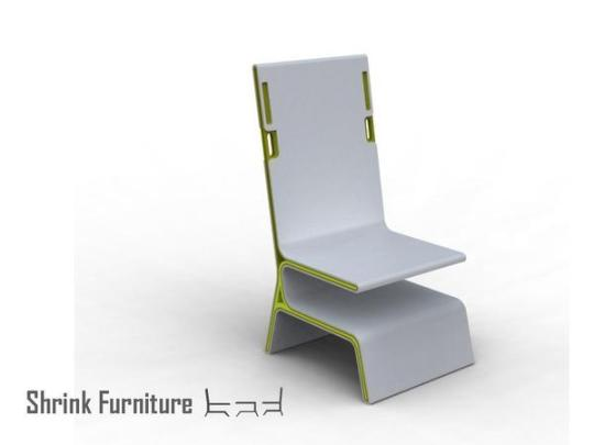 smart furniture for small spaces. Shrink Furniture From Designer Bhagvanji M Sonagra Is The Most Efficient Solution For Having All Necessary In Small Space Smart Spaces