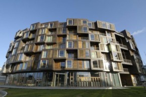 New Student Residence At Copenhagen Business School