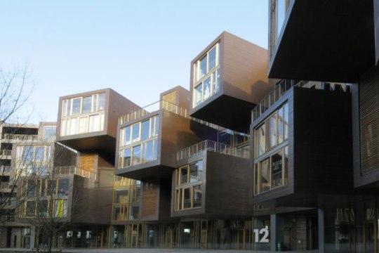 New Student Residence At Copenhagen Business School