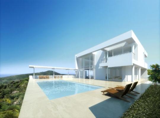 Bodrum Houses In Yalikavak By Richard Meier Architects