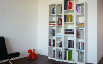 Simple Bookcase Boox By Ronald Knol