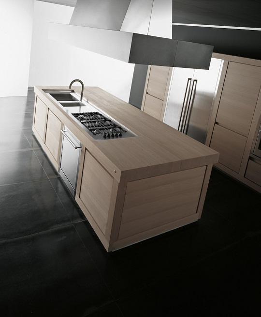 wooden Kitchen by Effeti