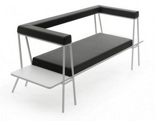 Flip sofa