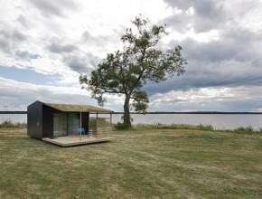 Mini House A Modern Prefab Concept By Jonas Wagell