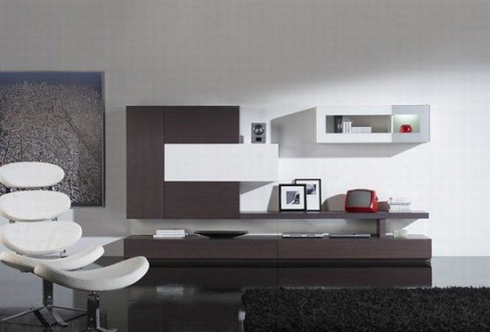 Minimalist and modern living room designs from circulo muebles for Best furniture designs for living room