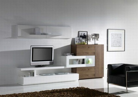 Minimalist And Modern Living Room Designs From Circulo Muebles