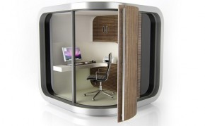OfficePOD – Small Home Office In Your Backyard
