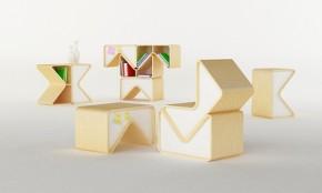 PACMAN Multi-Purpose Furniture Set