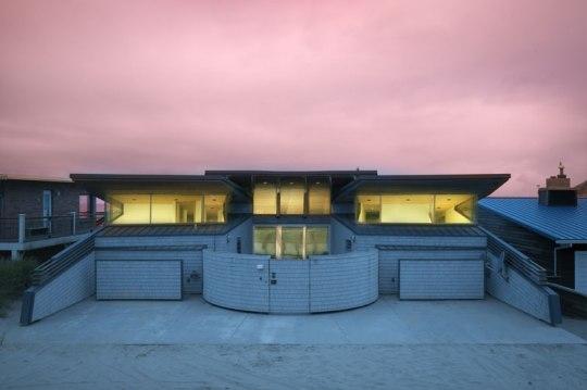 Panet Raymond Beach House By Robert Harvey Oshatz Architects