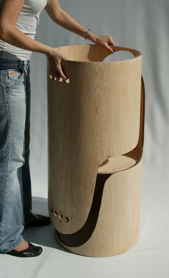 Innovative Twin Chair By Euga Design