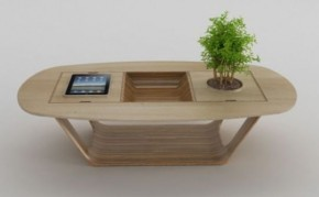 Bonsai Modular Coffee Table By Sebastiano Ercoli