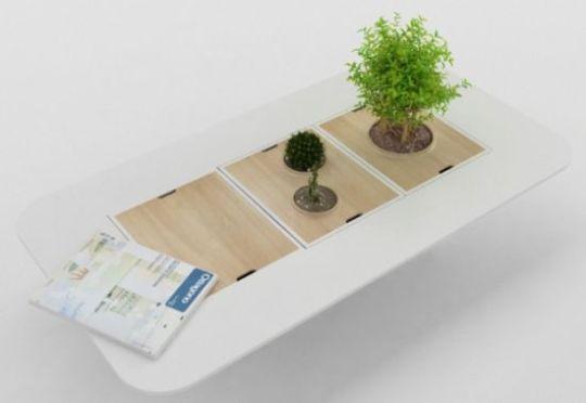 Bonsai Modular Coffee Table By Sebastiano Ercoli