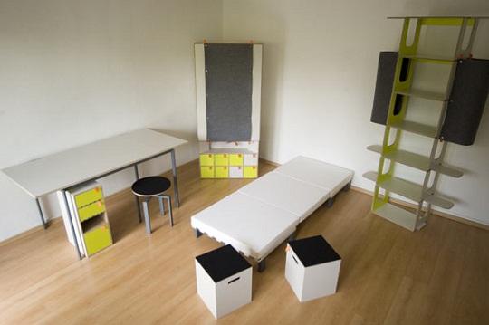 complete room furniture in a box casulo. Black Bedroom Furniture Sets. Home Design Ideas