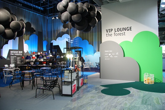 The Design Bar By Jonas Wagell At Stockholm Furniture Fair