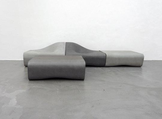 Dune furniture By Rainer Mutsch