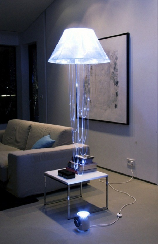 Illuminant ceiling lamp