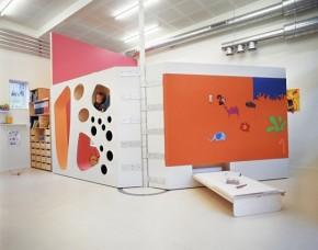 Modern Kindergarten Design By 70°N arkitektur