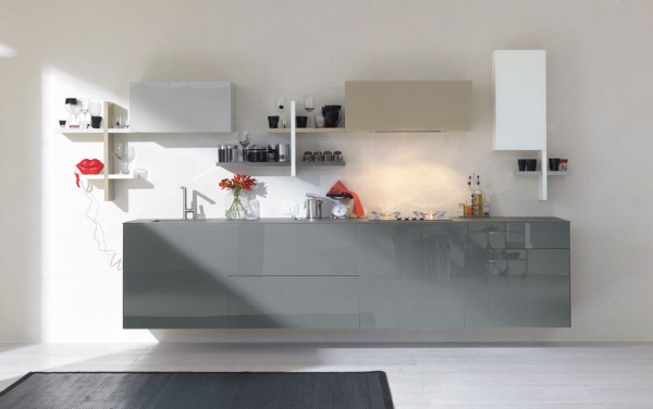 futuristic kitchen 36e8 by daniele lago