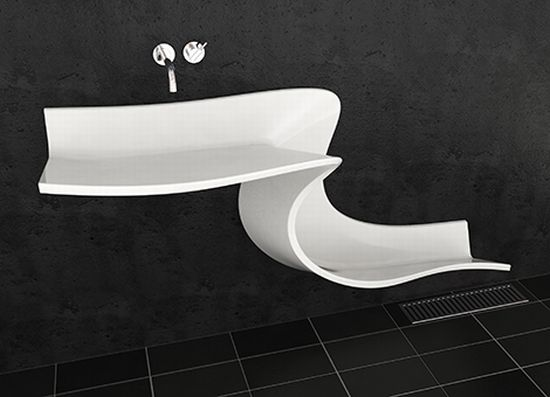 Abisko Washbasin by Eumar 3