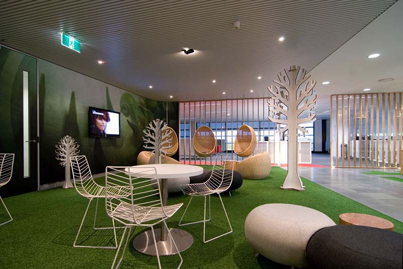 Bbc worldwide office sydney interiors by thoughtspace for Interior design agency sydney