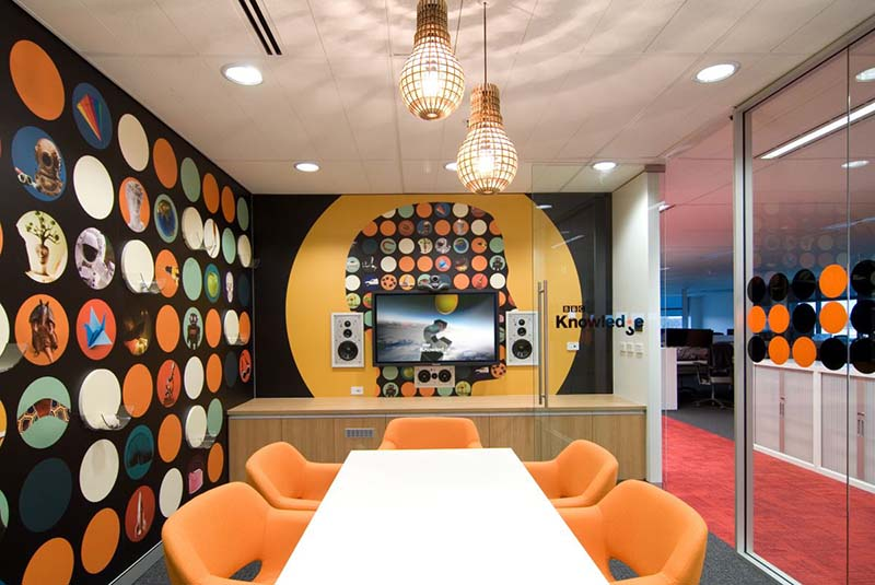 BBC Worldwide Office Sydney interiors by Thoughtspace 10