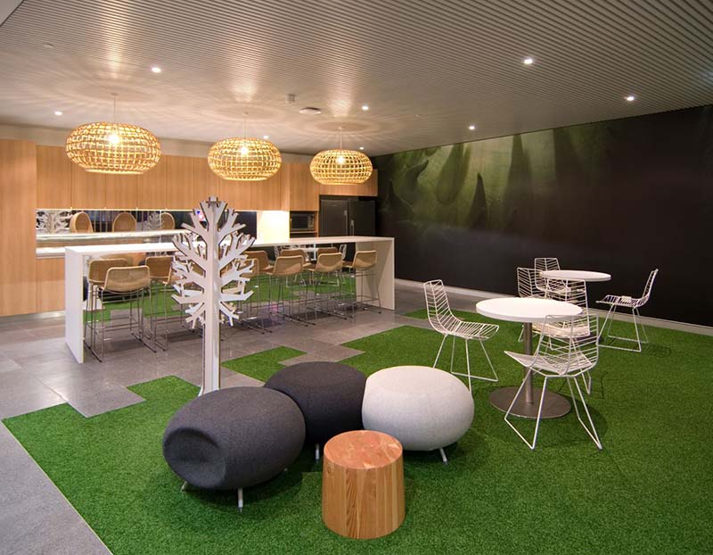 BBC Worldwide Office Sydney interiors by Thoughtspace 2