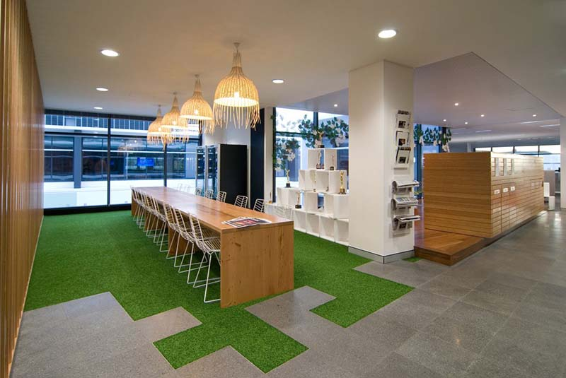 BBC Worldwide Office Sydney interiors by Thoughtspace 3