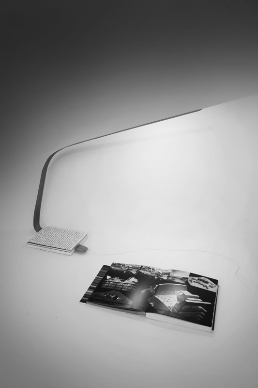 Bookmark Reading Lamp by Leonard Kadid 3