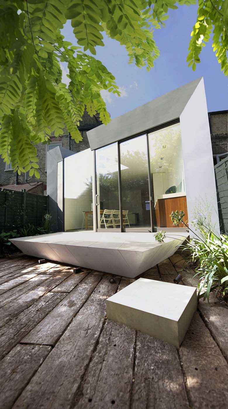 Faceted House by Paul McAneary Architects 2