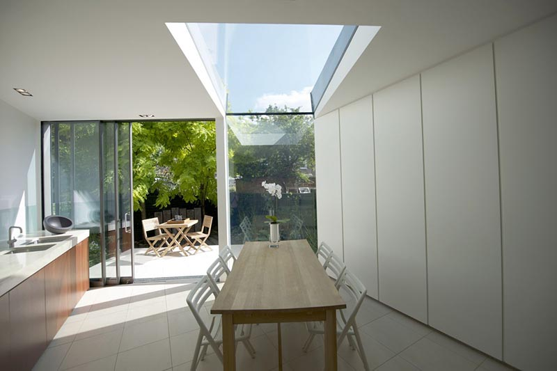 Faceted House by Paul McAneary Architects 9