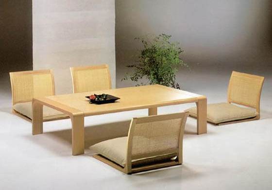 Traditional Japanese Furniture set 1